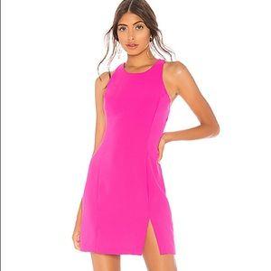 Amanda Uprichard colada Racerback dress sz Small
